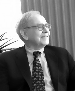 Warren buffett bio