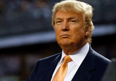 Donald trump bio