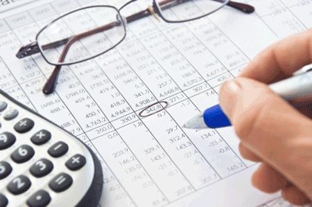 How to read a balance sheet of a company